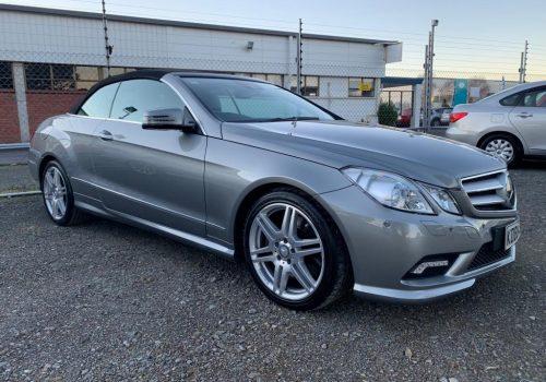 Mercedes-Benz-e500